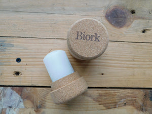 Biork Natural Crystal Deodorant Stick