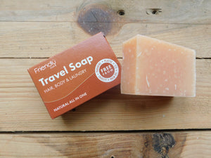 Friendly Natural Soap