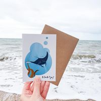 Load image into Gallery viewer, Yaz Baxter Greetings Cards