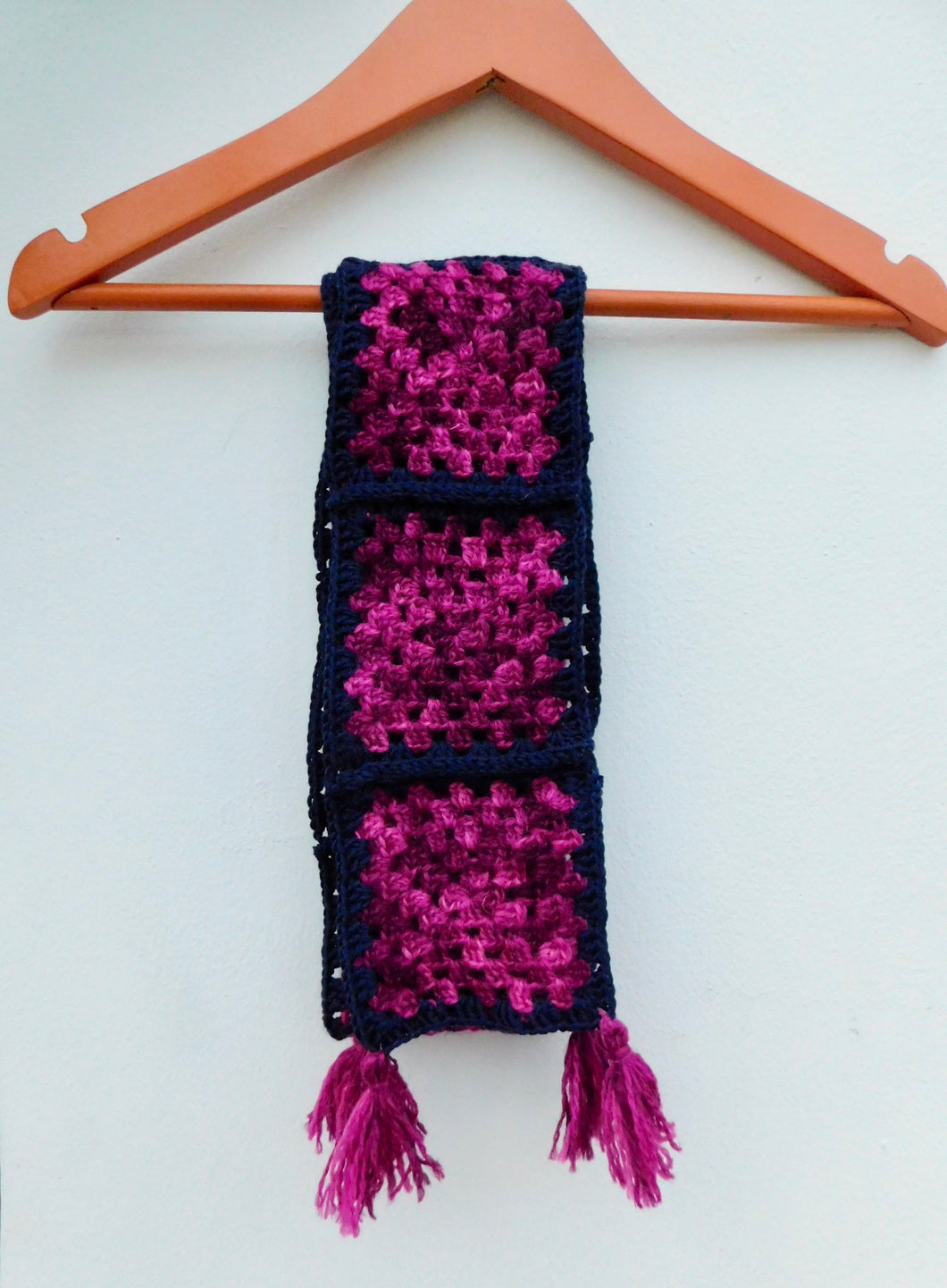 Crochet or Knitted Scarf