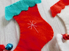 Load image into Gallery viewer, Christmas Stocking Set