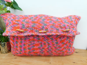 Large Super Soft Knitted Cushion Cover