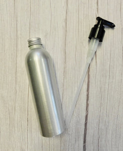 Aluminium Reusable, Refillable  Bottles