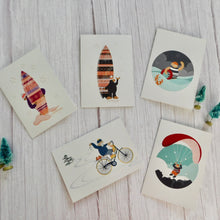 Load image into Gallery viewer, Yaz Baxter Christmas Cards