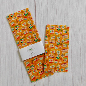 Beeswax Wrap Set