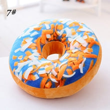 Load image into Gallery viewer, Donut Pillow.