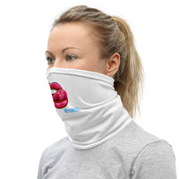 Face Cover Lip Lick Neck Gaiter