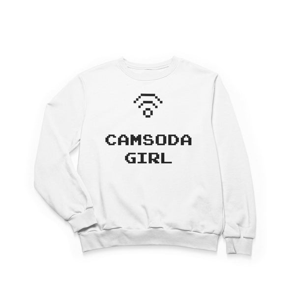 Camsoda Girl Wifi Sweatshirt