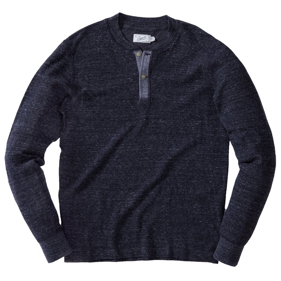 New Windsor Double Cloth Henley