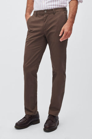 Stretch Washed Chino Slim