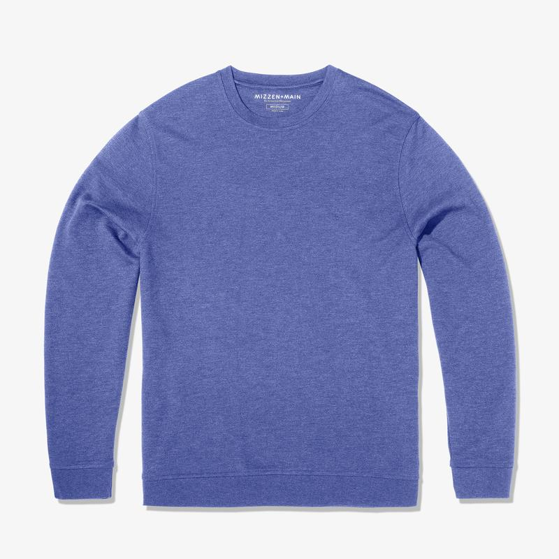 Fairway Crew Neck Sweater