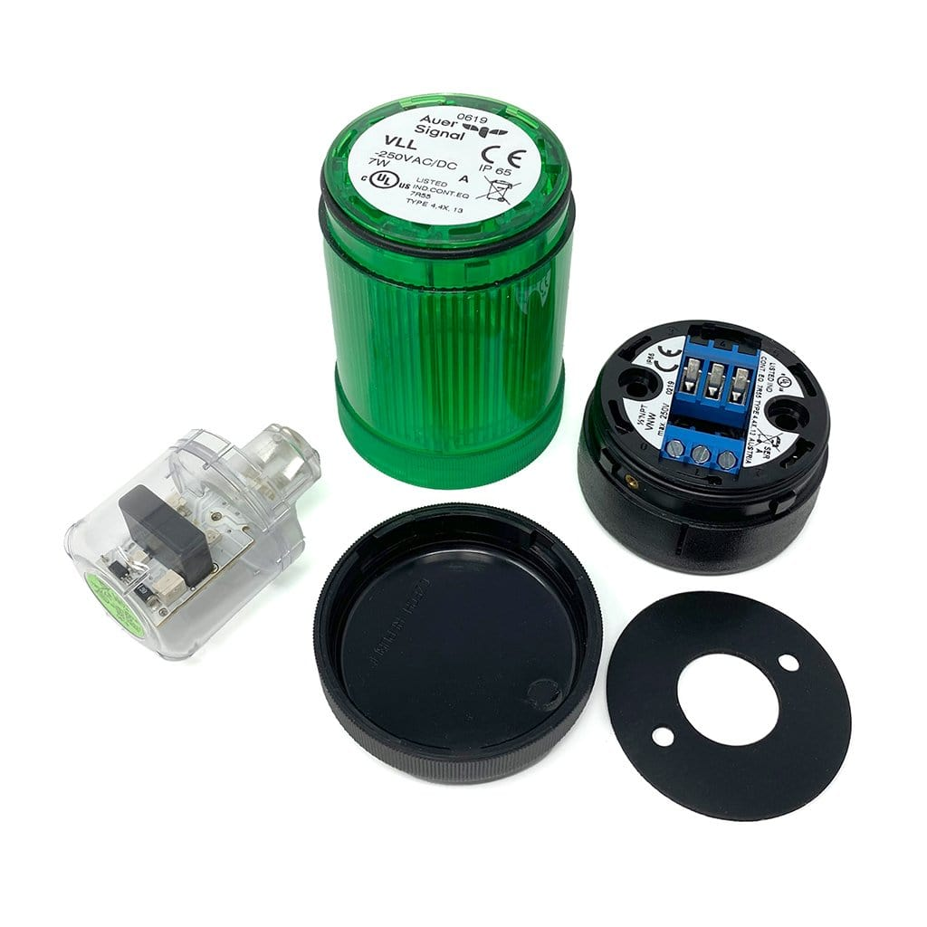 Photo of Indicator Light Assembly for Double Bucker by Munch Machine