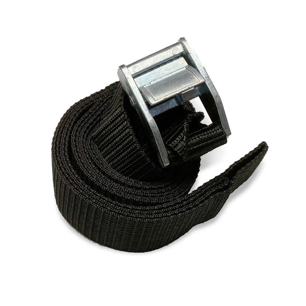 Photo of the Cam Strap for the Mother Bucker and Double Bucker by Munch Machine.