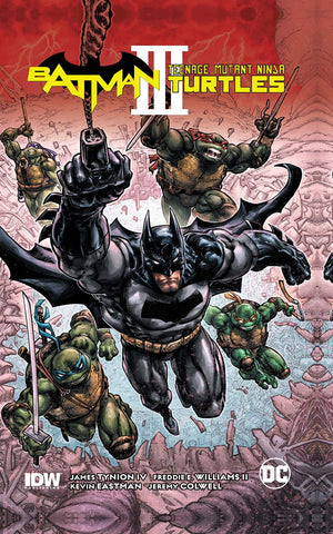 BATMAN/TEENAGE MUTANT NINJA TURTLES III TPB