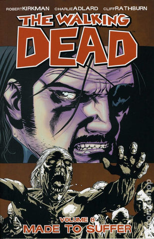 WALKING DEAD TPB VOL 08 MADE TO SUFFER