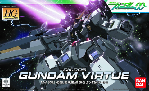 HG 1/144 GN-005 VIRTUE