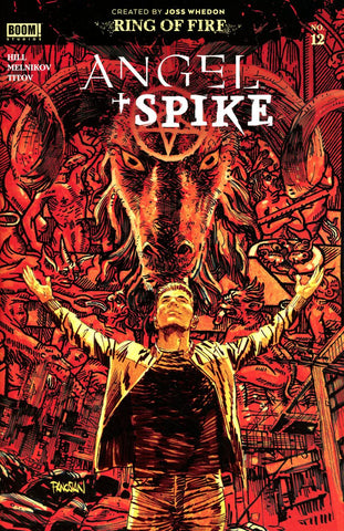 ANGEL & SPIKE #12