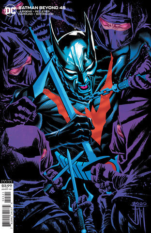 BATMAN BEYOND #45 VARIANT