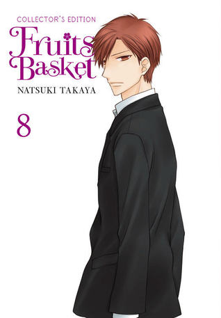 FRUITS BASKET COLLECTOR'S EDITION VOL 08