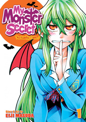 MY MONSTER SECRET VOL 01