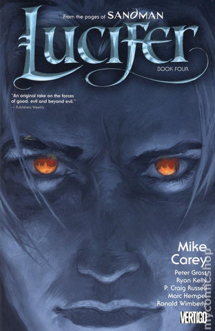 LUCIFER (2000) DELUXE EDITION TPB VOL 04