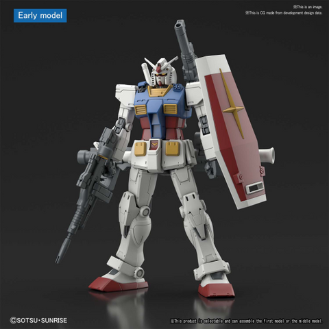 HG 1/144 RX-78-02 (GUNDAM THE ORIGIN VER)