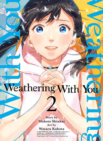 WEATHERING WITH YOU VOL 02