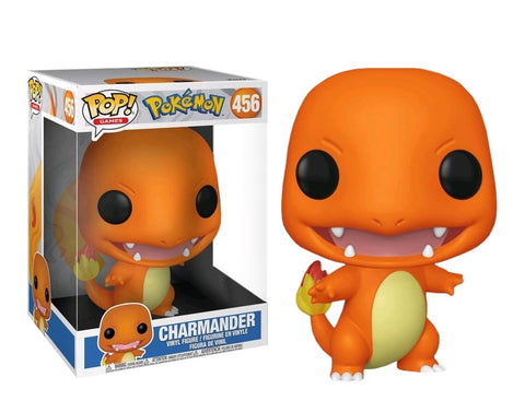 POKEMON CHARMANDER 10IN