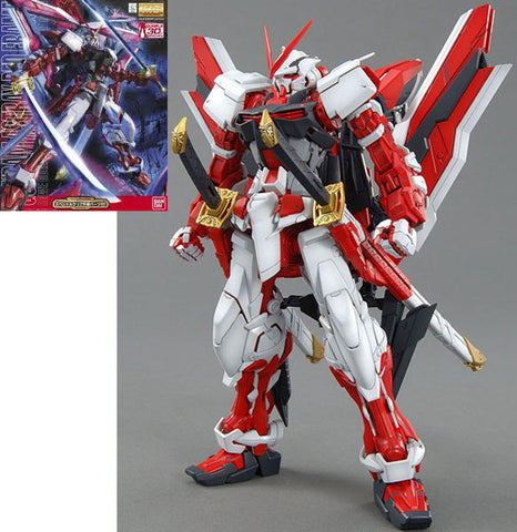 MG 1/100 MBF-P02KAI ASTRAY RED FRAME