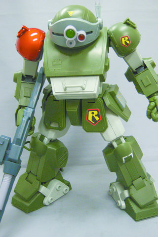 ARMORED TROOPER VOTOMS SCOPEDOG RED SHOULDER