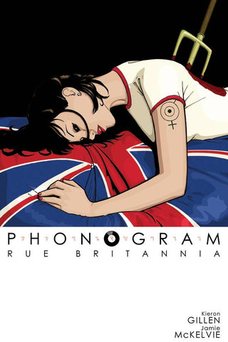 PHONOGRAM TPB VOL 01 RUE BRITANNIA