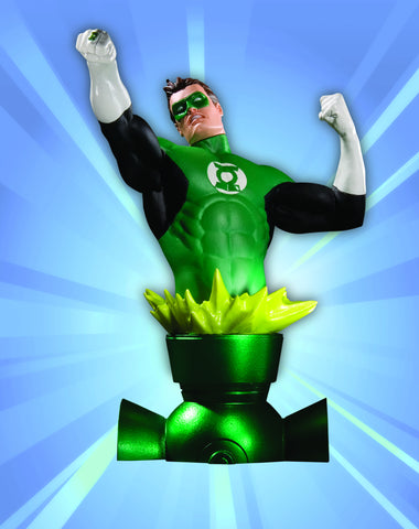 HEROES OF THE DCU GREEN LANTERN BUST