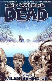 WALKING DEAD TPB VOL 02 MILES BEHIND US