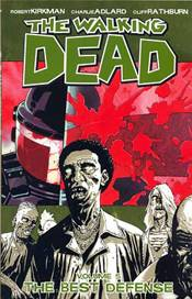 WALKING DEAD TPB VOL 05 BEST DEFENSE