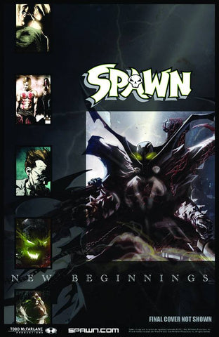 SPAWN: NEW BEGINNINGS TPB VOL 01