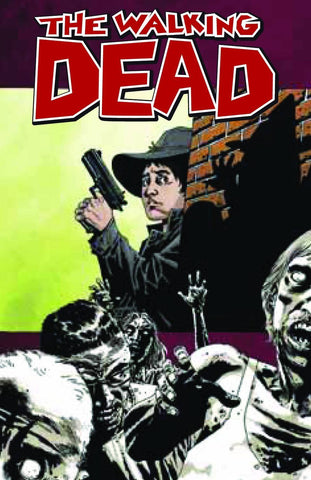 WALKING DEAD TPB VOL 12 LIFE AMONG THEM