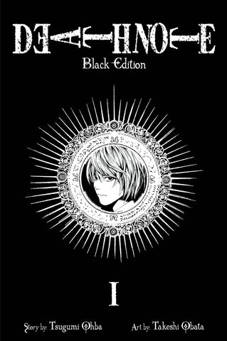 DEATH NOTE BLACK EDITION VOL 01