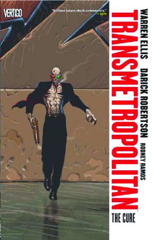 TRANSMETROPOLITAN TPB VOL 09 THE CURE