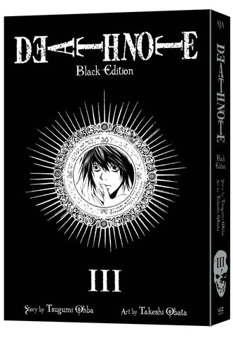 DEATH NOTE BLACK EDITION VOL 03