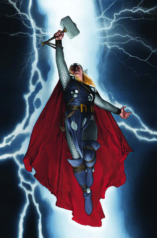 MIGHTY THOR #1 BLANK VARIANT
