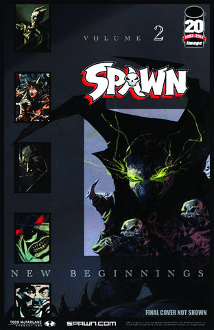 SPAWN: NEW BEGINNINGS TPB VOL 02