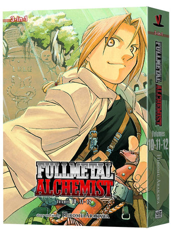 FULLMETAL ALCHEMIST 3IN1 VOL 04