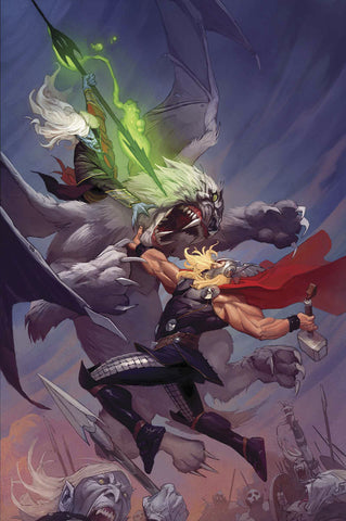 THOR GOD OF THUNDER #13