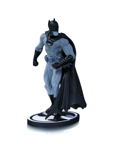BATMAN BLACK & WHITE STATUE BY GARY FRANK