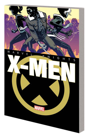 MARVEL KNIGHTS X-MEN: HAUNTED TPB