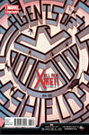 ALL NEW X-MEN #31 DEL MUNDO AGENTS OF SHIELD VARIANT