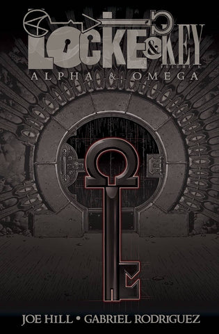 LOCKE & KEY TPB VOL 06 ALPHA & OMEGA