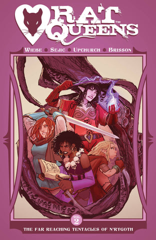 RAT QUEENS TPB VOL 02 FAR REACHING TENTACLES OF NRYGOTH
