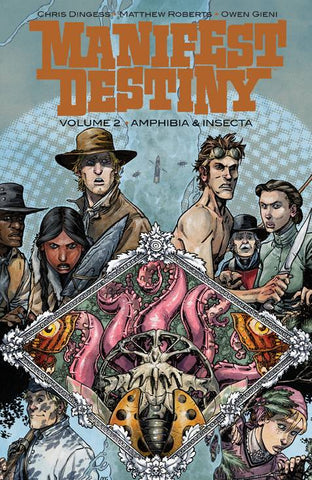 MANIFEST DESTINY TPB VOL 02 AMPHIBIA AND INSECTA