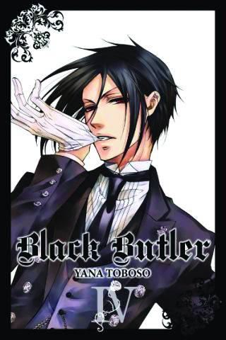 BLACK BUTLER VOL 04